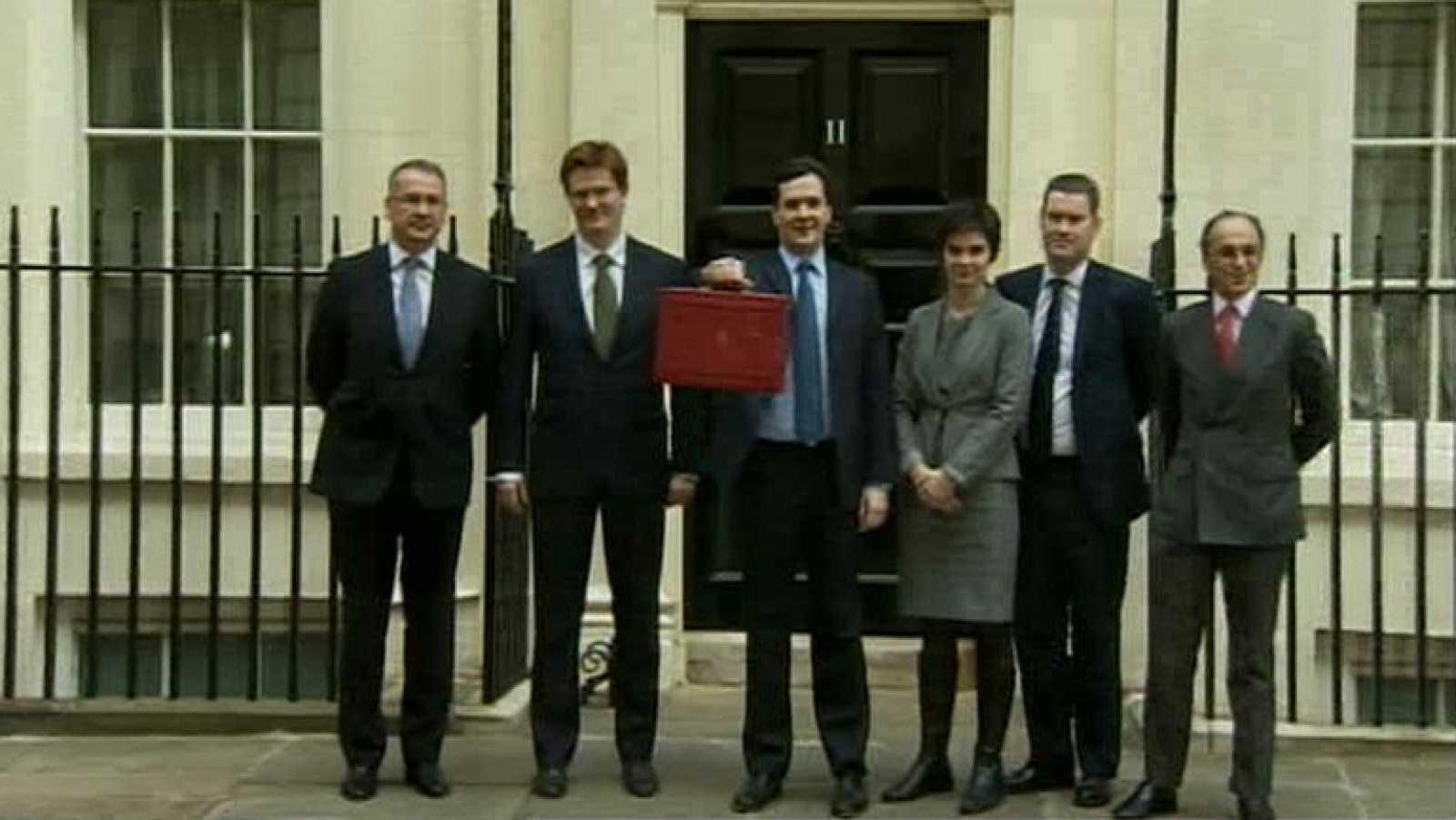 El gobierno de David Cameron propone bajar los impuestos a los ricos y a las empresas
