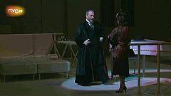 Xesca Llabrés nos enseña su trabajo como regidora de ópera