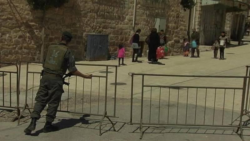 Visitamos la colonia judía de Hebrón, una ciudad dividida por la religión