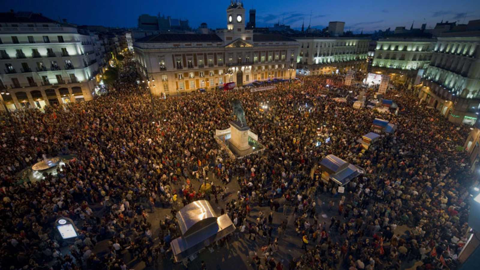 Octava huelga general de la democracia