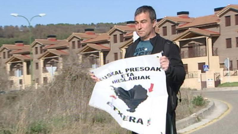 Salen de la cárcel tres etarras amparados por la decisión del Constitucional