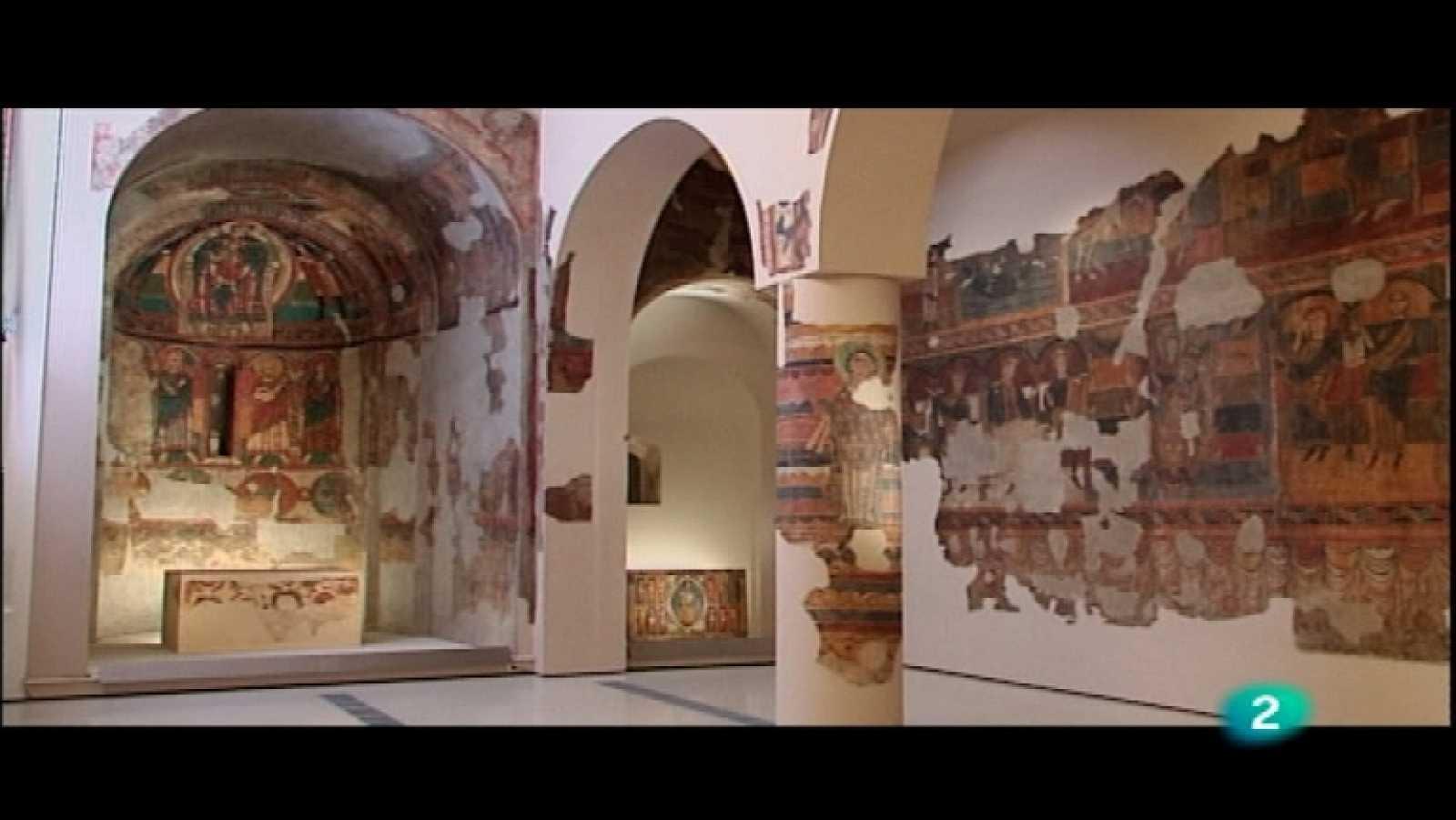 La mitad invisible - El Pantocrátor de Sant Climent de Taüll - Ver ahora