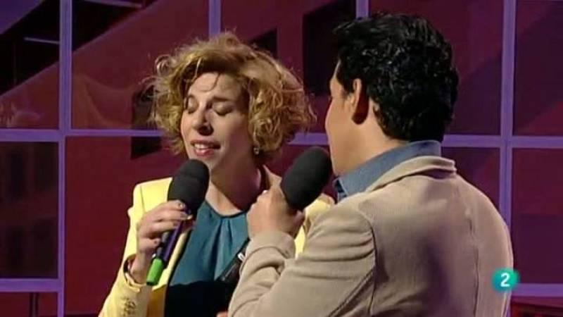 Para todos La 2 - Actuación de  Sole Giménez y Antonio Cortés