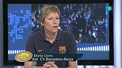 Sempre positius - Entrevista: Marta Gens