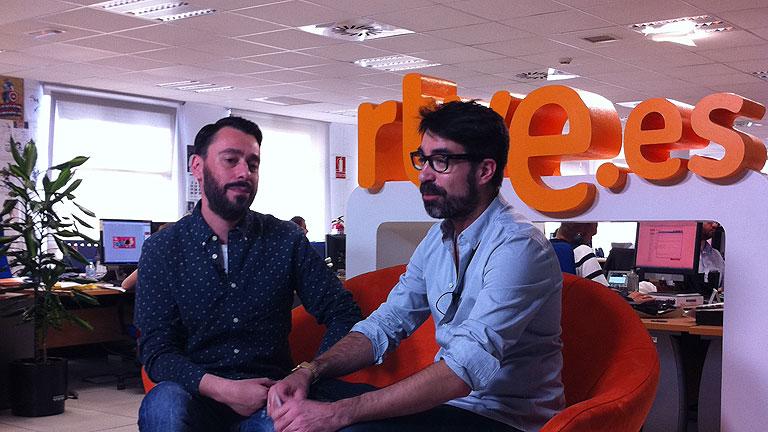 La Vida al Bies entrevista a Juanjo Oliva - RTVE.es 20b6dfe6a65