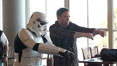 'Kinec Star Wars', los caballeros Jedi inundan los salones de las casa