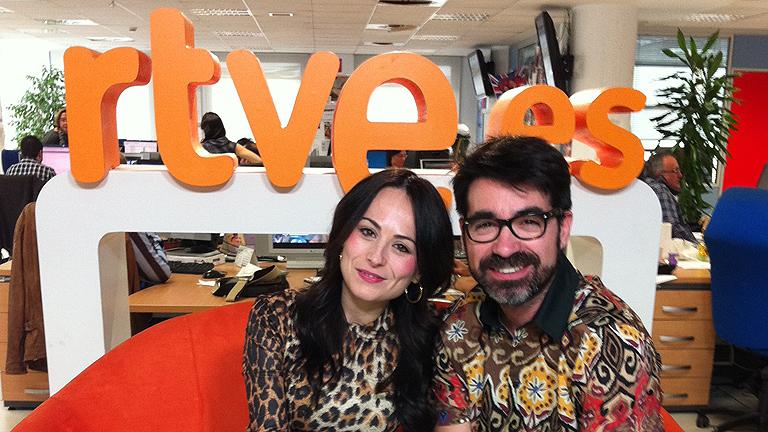 María Escoté en La Vida al Bies - RTVE.es 917d676a801