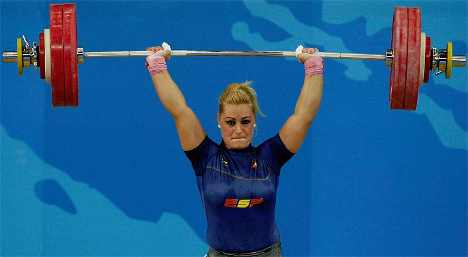 El equipo español de haleterofília buscará en el Europeo sus plazas en los Juegos Olímpicos de Londres. Lydia Valentín, diploma olímpico en Pekín 2008, es la principal baza nacional.