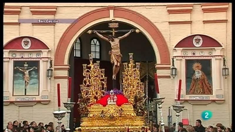 Procesión de Semana Santa desde Granada - 06/04/12 - Ver ahora