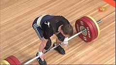 Halterofilia - Campeonato de Europa 56 Kgs. Masculino