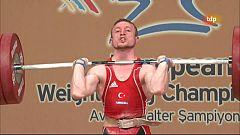 Halterofilia - Campeonato de Europa 62 Kgs. Masculino