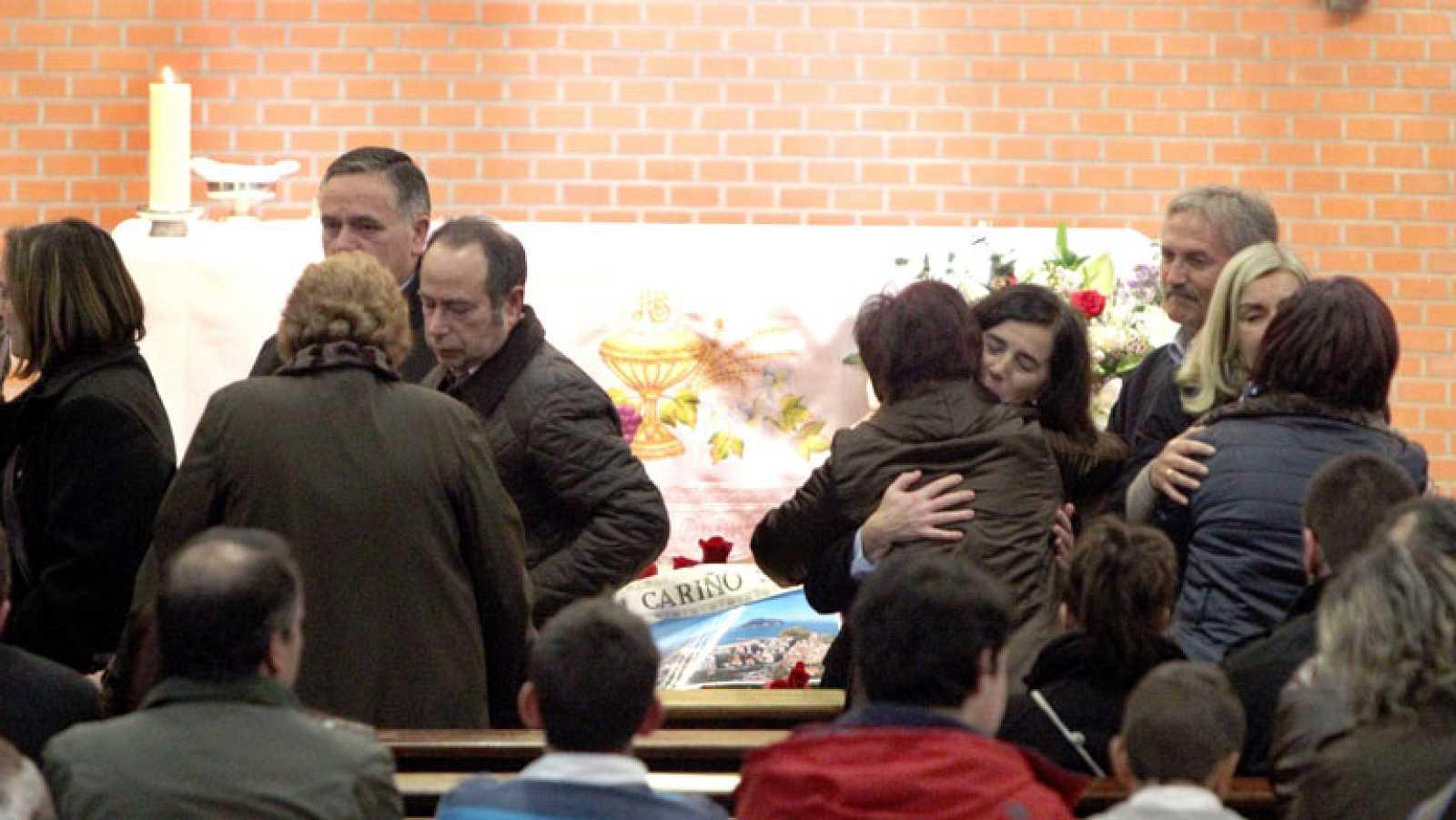 Celebrado esta tarde en Bilbao el funeral por la muerte de Iñigo Cabacas
