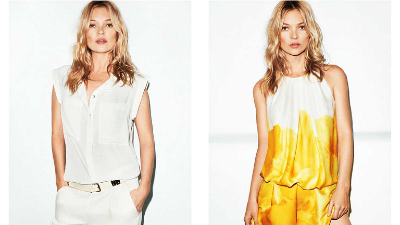 Corazón - Kate Moss, imagen de Mango