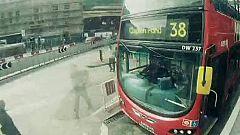 A los Juegos, en transporte público