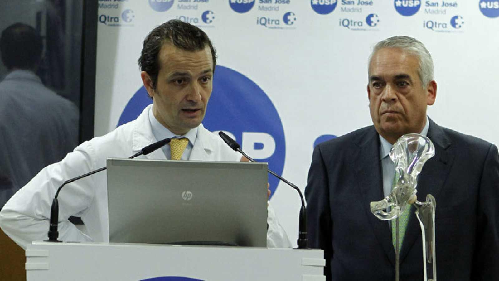 Comienza la rehabilitación de Don Juan Carlos tras la operación de cadera