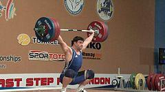 Halterofilia - Campeonato de Europa 94 Kgs. Masculino
