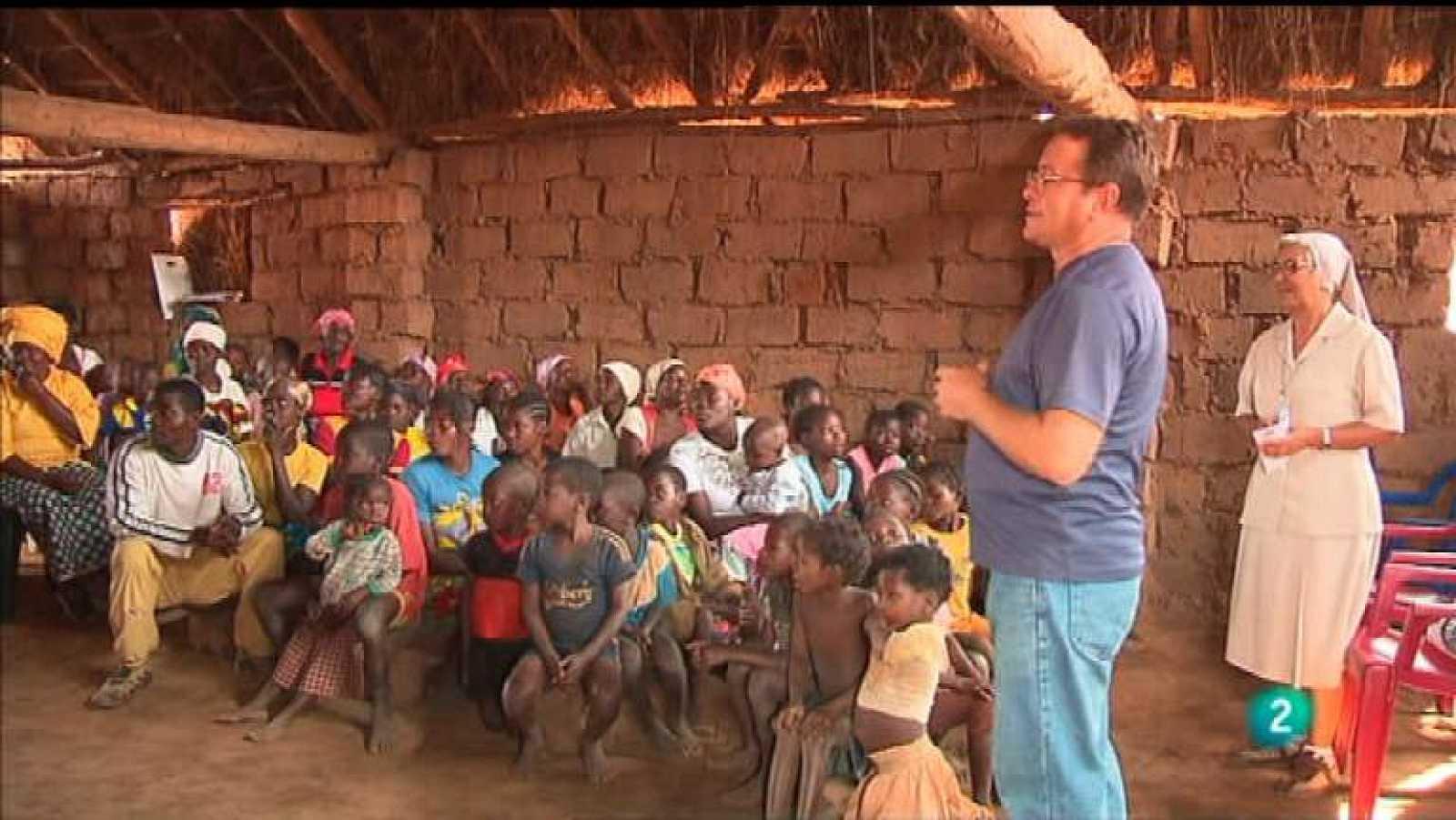 Pueblo de Dios - Angola, memorias de la guerra - ver ahora