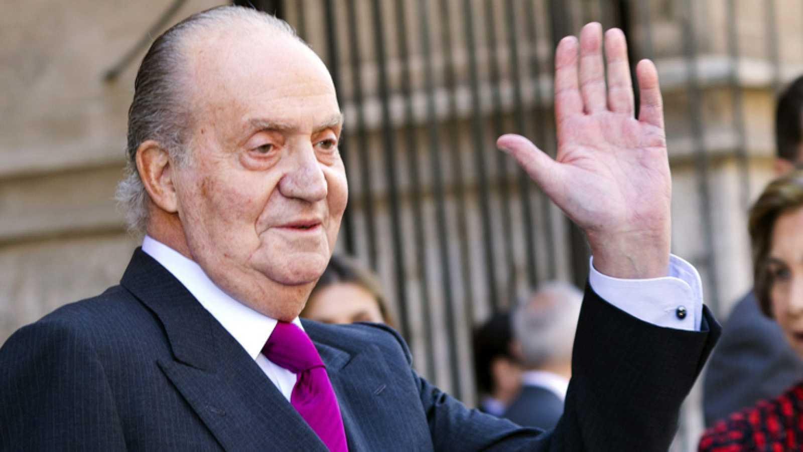 La Reina visitará este lunes a Don Juan Carlos