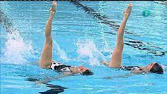 Sempre positius - Reportatge: Selecció espanyola de natació sincronitzada