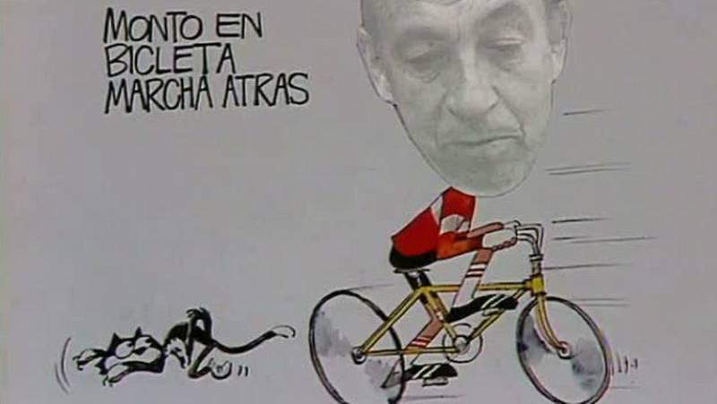 Verdad o mentira - ¿Gila monta en bici marcha atrás?
