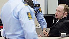 Cuarto día de juicio contra Anders Breivik
