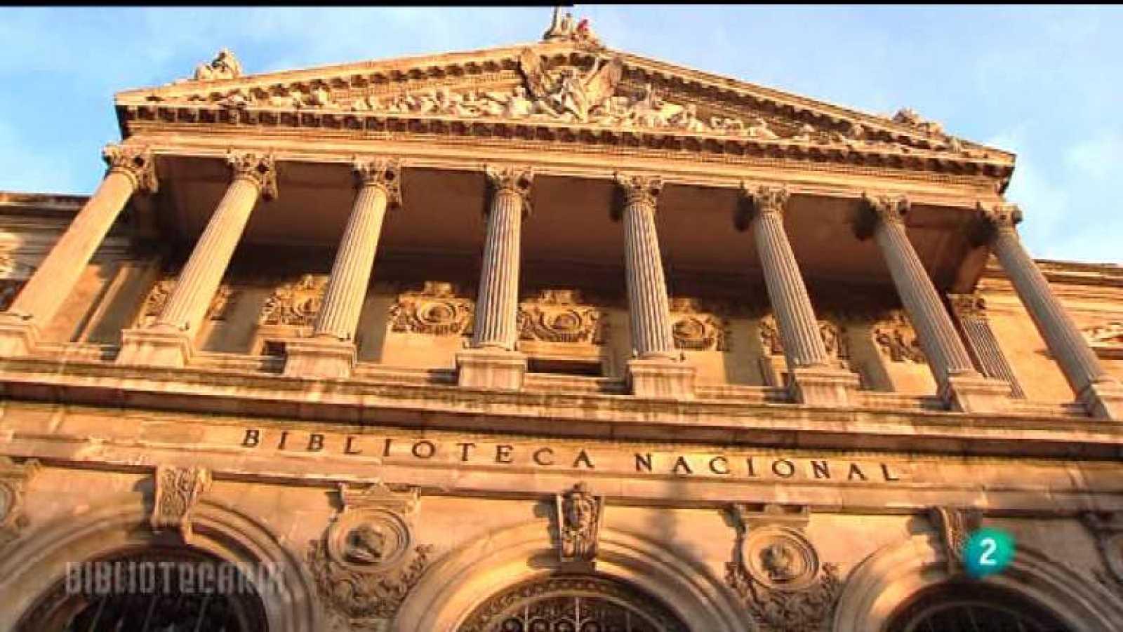 Los oficios de la cultura - Biblioteca Nacional - ver ahora