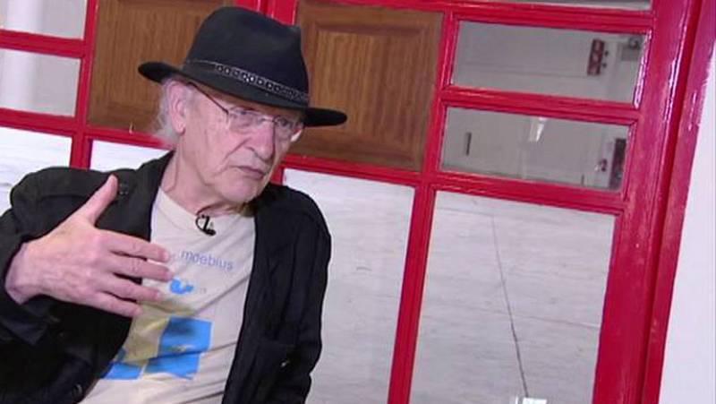 Entrevista inédita con Moebius (2010)