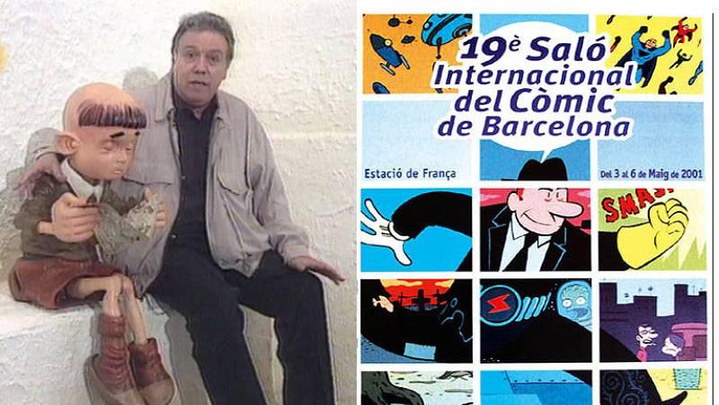 Salón del cómic de Barcelona (Edición 19, 2001)
