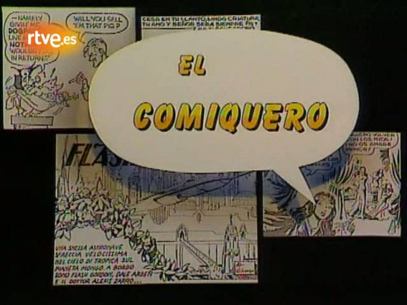Salón del Cómic de Barcelona (4º edición, 1984)