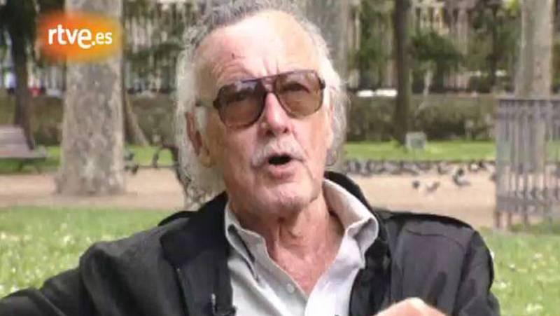 Salón del Cómic de Barcelona (1988). Stan Lee