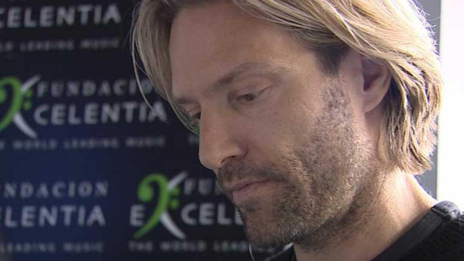 Eric Whitacre ofrecerá mañana un concierto en el Auditorio Nacional