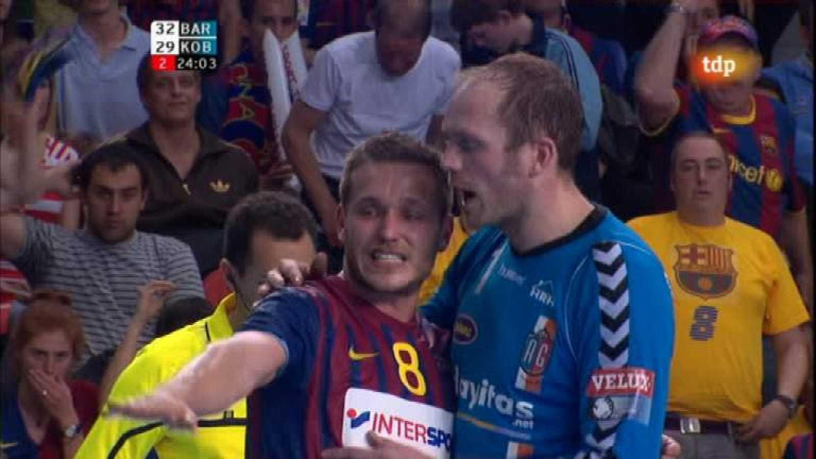 Balonmano - Liga de Campeones EHF - FC Barcelona-AG Kobenhavn - Ver ahora
