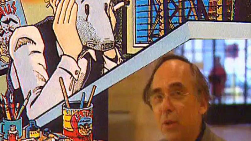 Salón del Cómic de Barcelona 2002: Art Spiegelman