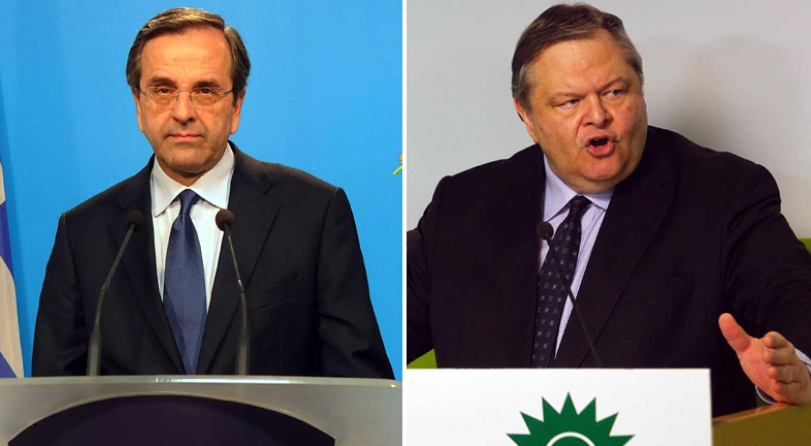 ELECCIONES PRESIDENCIALES GRECIA 2012