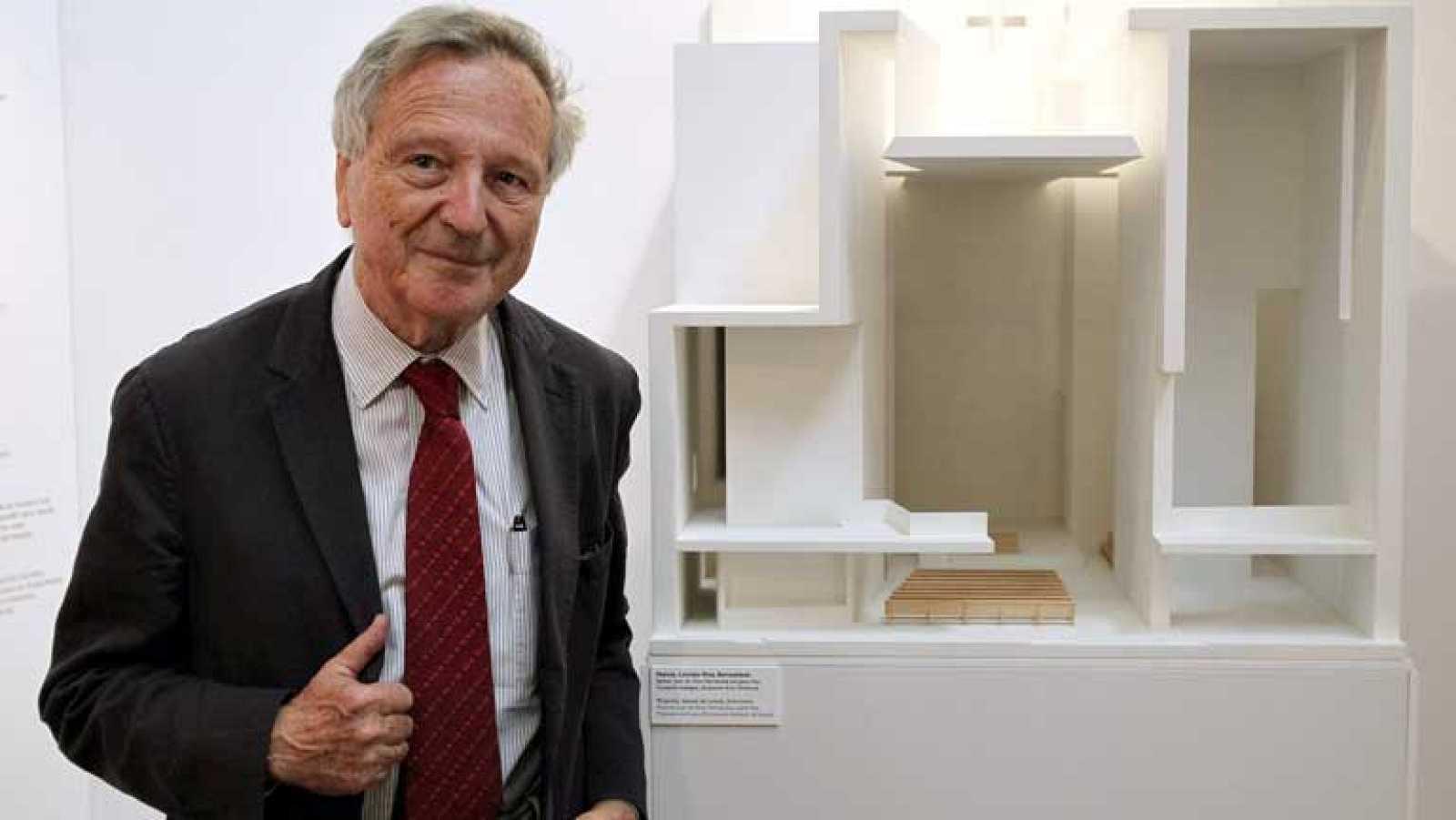 Rafael Moneo es el nuevo Príncipe de Asturias de las Artes