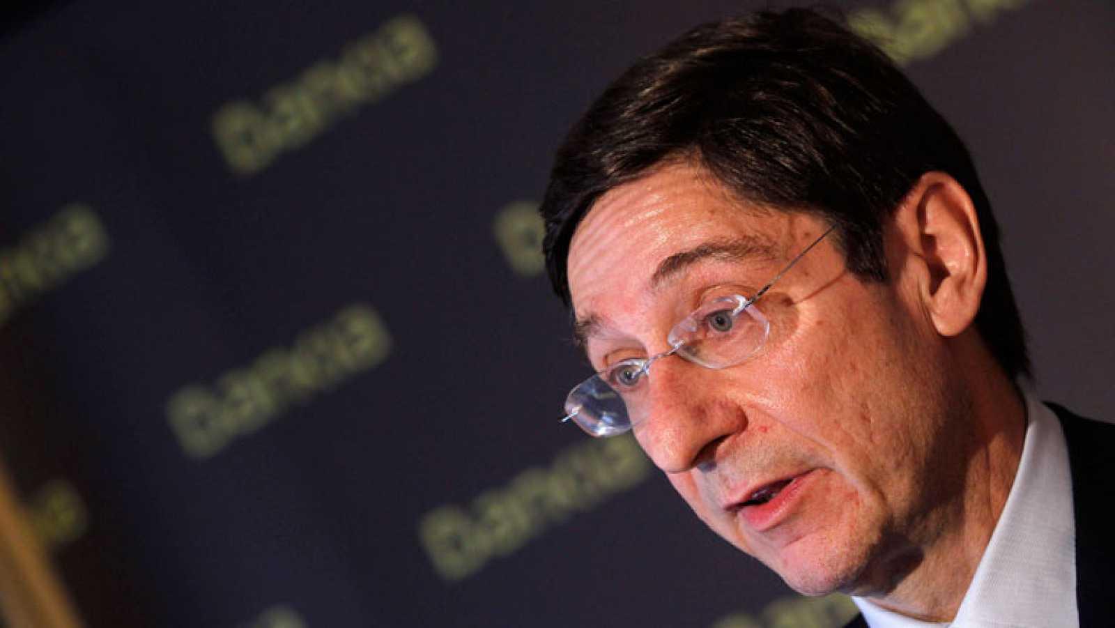 Goirigolzarri, presidente de Bankia