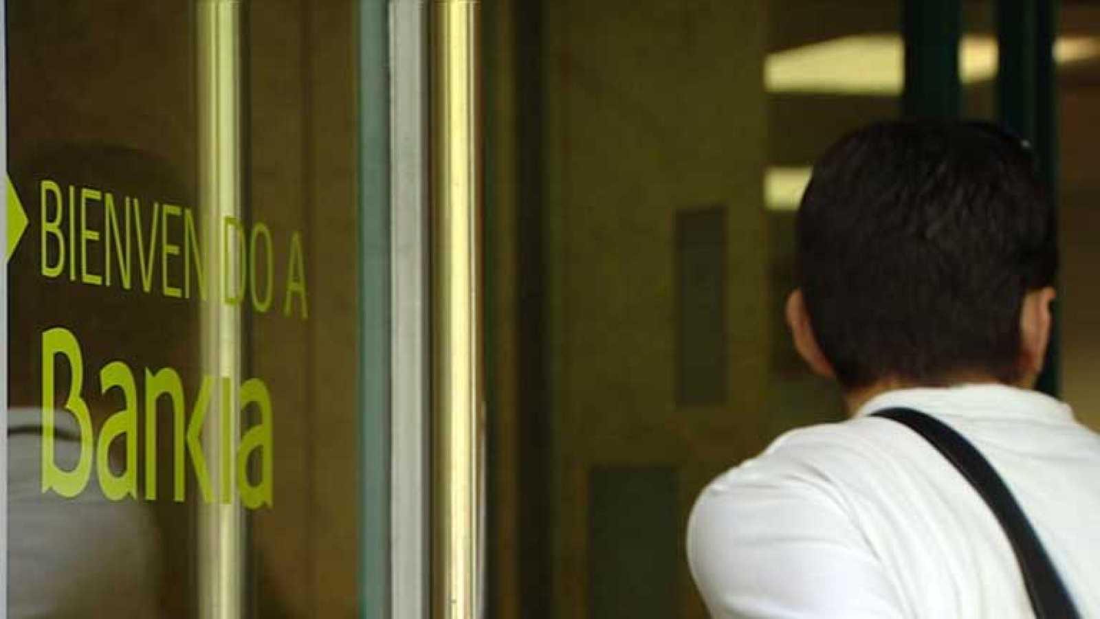 Los clientes de Bankia, preocupados