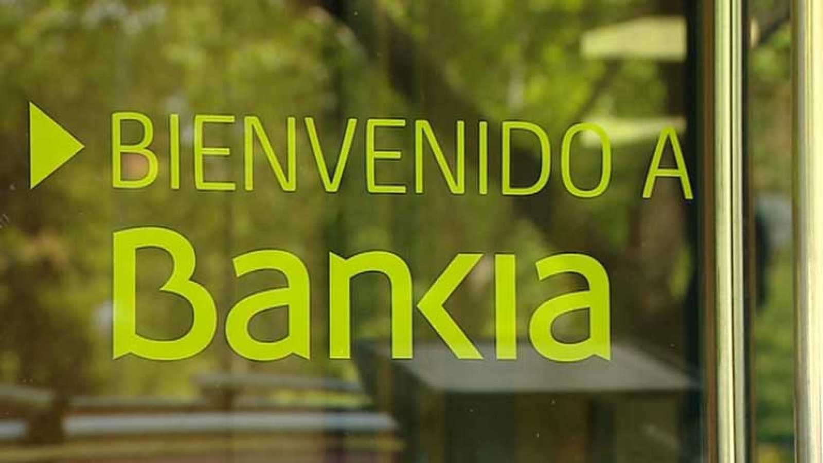 Bankia ha perdido ya 700 millones de euros de su valor en bolsa