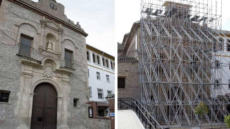 Los afectados terremoto en Lorca critican que no llega la ayuda