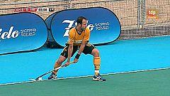 Hockey sobre hierba - Copa Rey: 1ª semifinal - 12/05/12