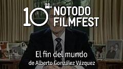 El fin del mundo - Alberto González Vázquez (2010)