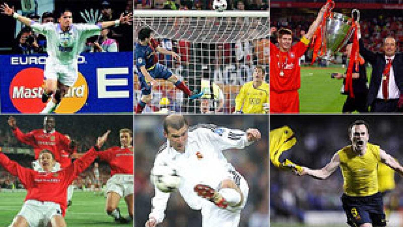 Los momentos inolvidables de la Champions