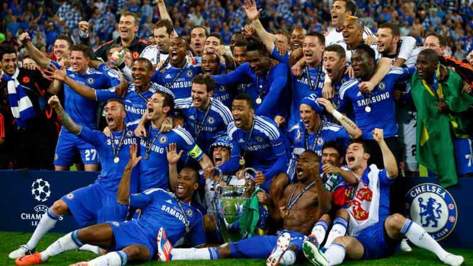 Resumen de la final de Champions Bayern 1 - 1 Chelsea - RTVE.es