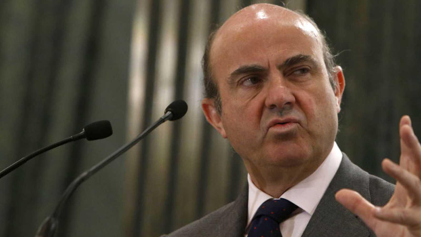 De Guindos cifra en 7.500 millones de euros el saneamiento extra de Bankia