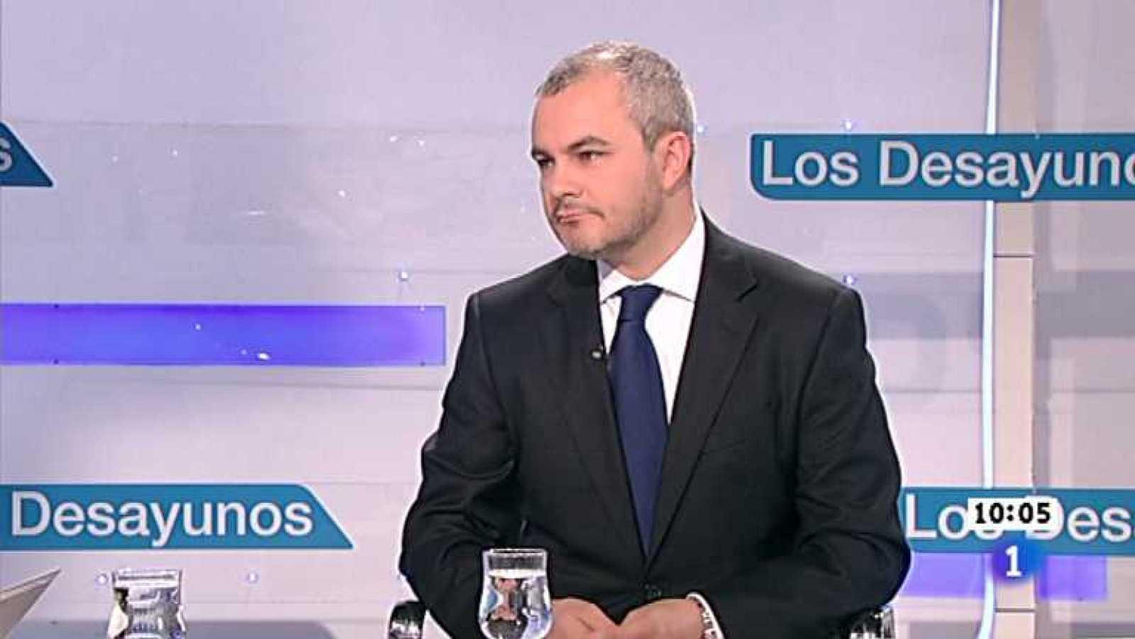 Los desayunos de TVE - Juan Luis García Alejo, director general de Inversis Gestión - Ver ahora