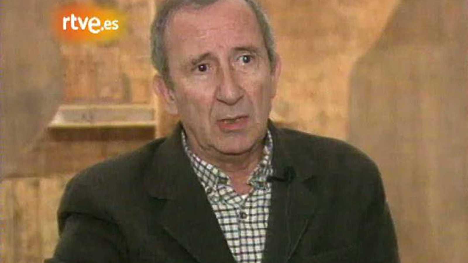 Lucio Muñoz en 'Tiempos modernos' (1987)