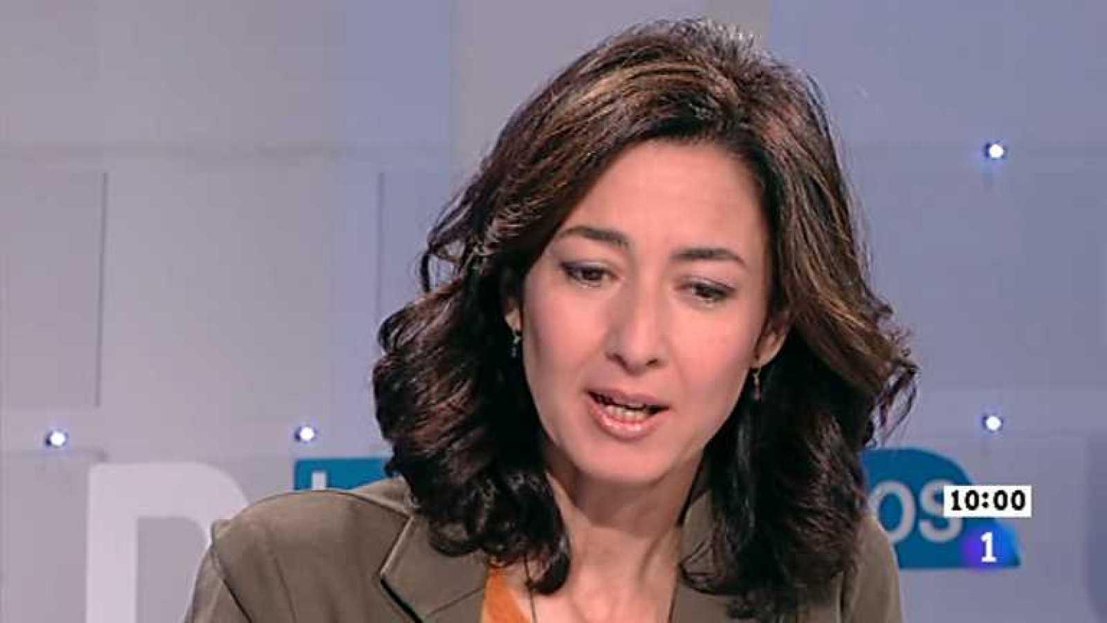 Los desayunos de TVE - Carina Szpilka, la directora general de ING España - Ver ahora