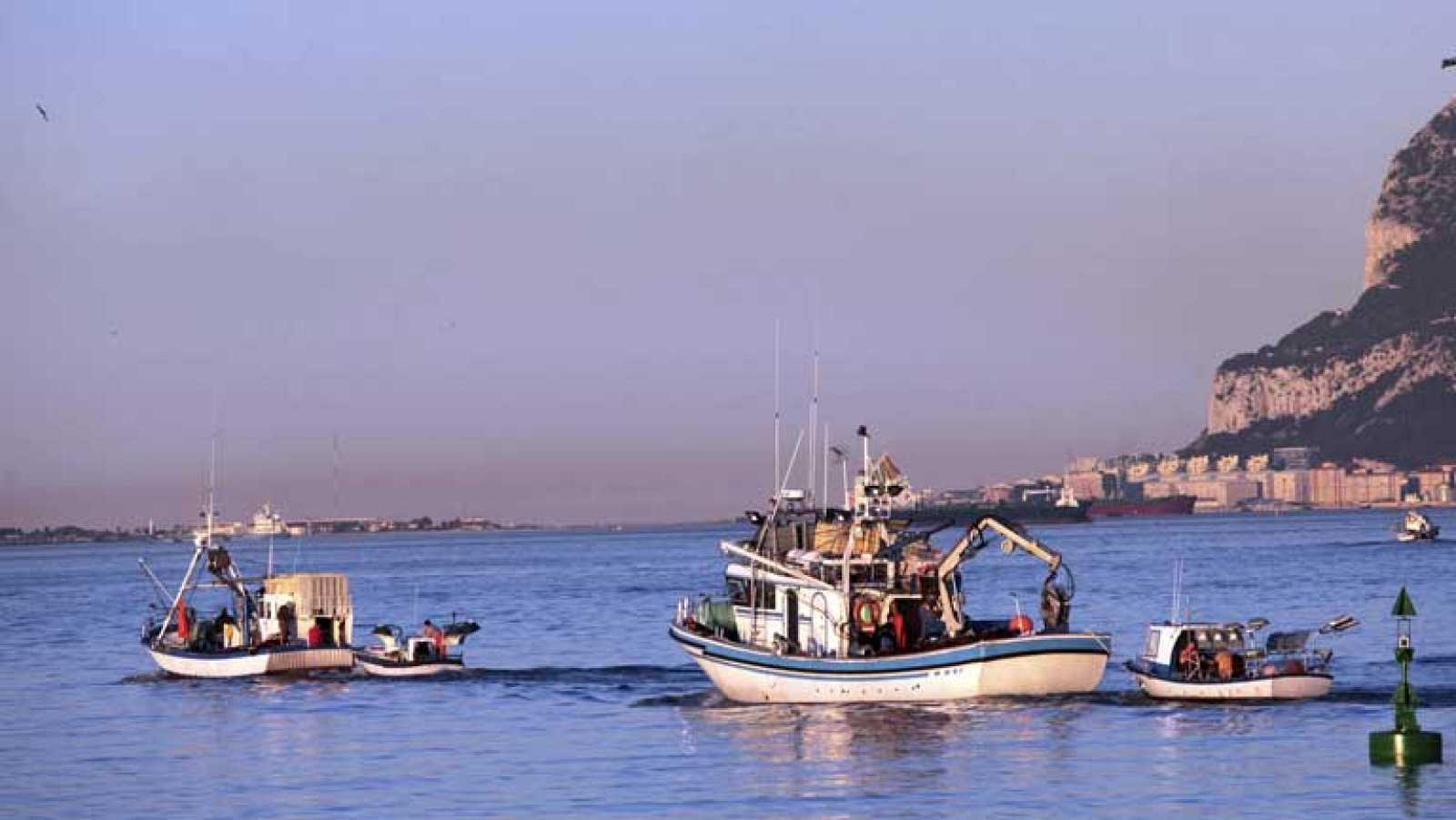 Nuevo incidente en Gibraltar por las diferentes zonas pesqueras