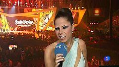 """Pastora Soler, tras la final: """"No se me va a olvidar nunca mi paso por Eurovisión"""""""