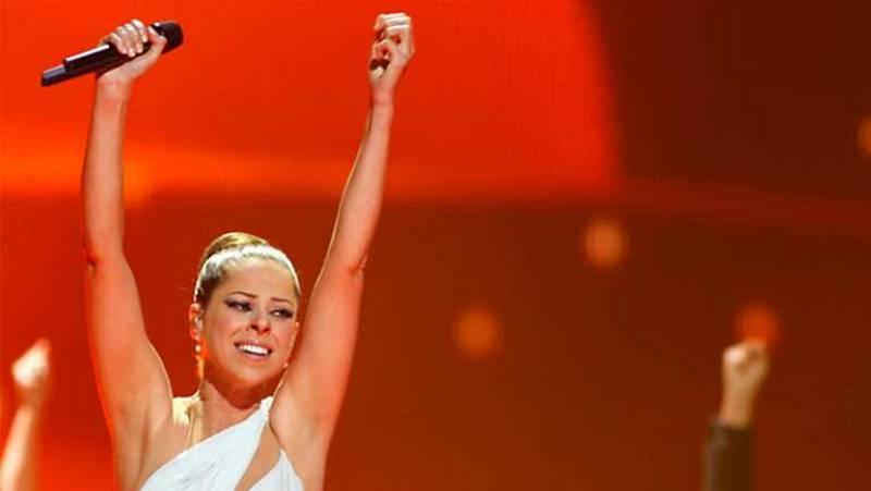 Festival de Eurovisión 2012. Edición LVII - Ver ahora